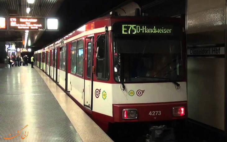 مترو دوسلدورف
