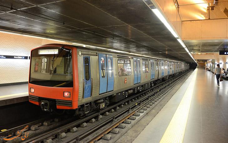مترو لیسبون