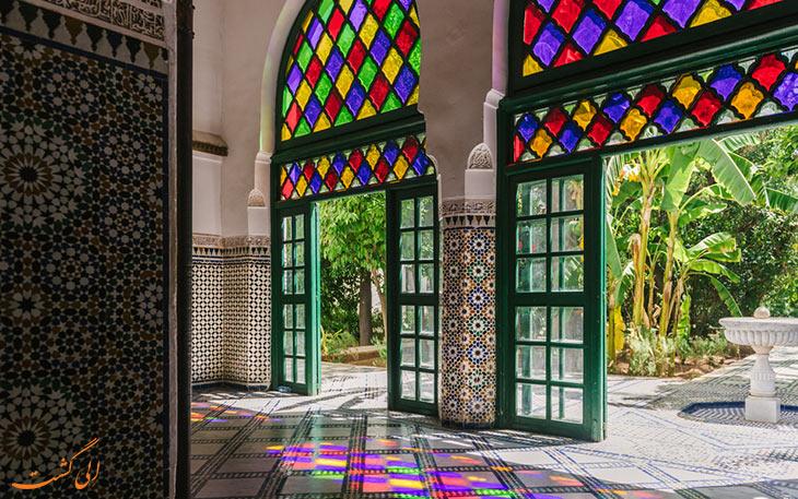عمارت سی سعید در مراکش