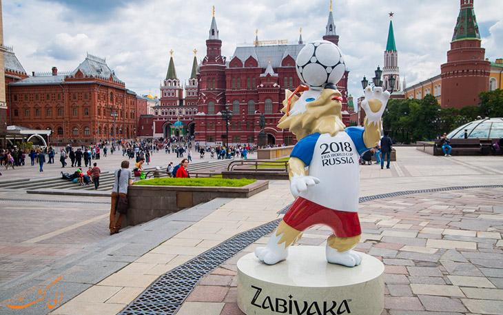 جام جهانی مسکو