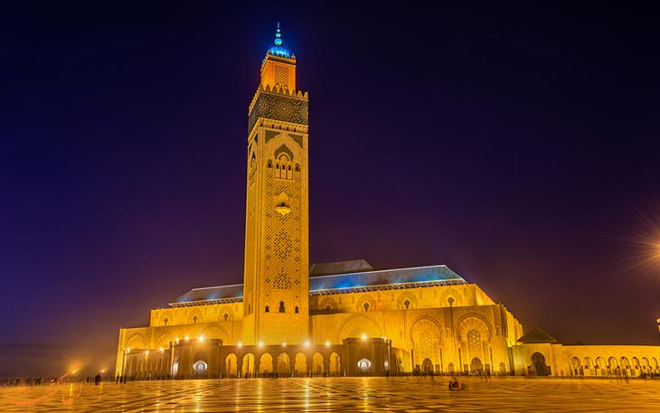 هفتمین مسجد بزرگ دنیا