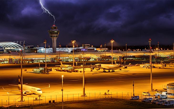 فرودگاه مونیخ در لیست بهترین فرودگاه های جهان در سال 2018