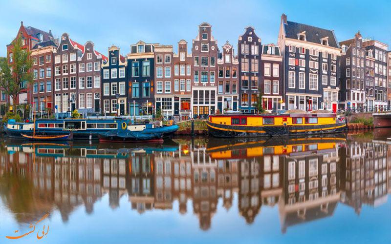 زندگی در هلند- living in Netherlands