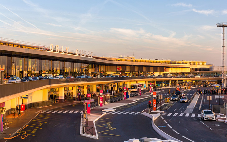 حمل و نقل فرودگاه اورلی