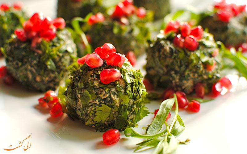 غذاهای سبزیجاتی