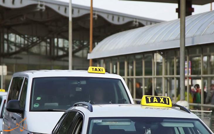 تاکسی فرودگاه پراگ