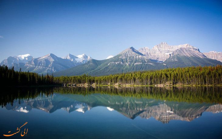 پارک ملی کوهستان صخره ای