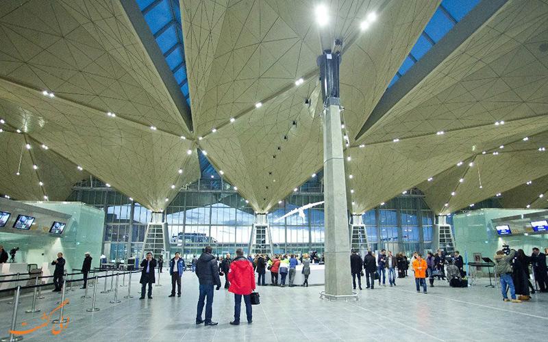 اطلاعات فرودگاه بین المللی سنت پترزبورگ