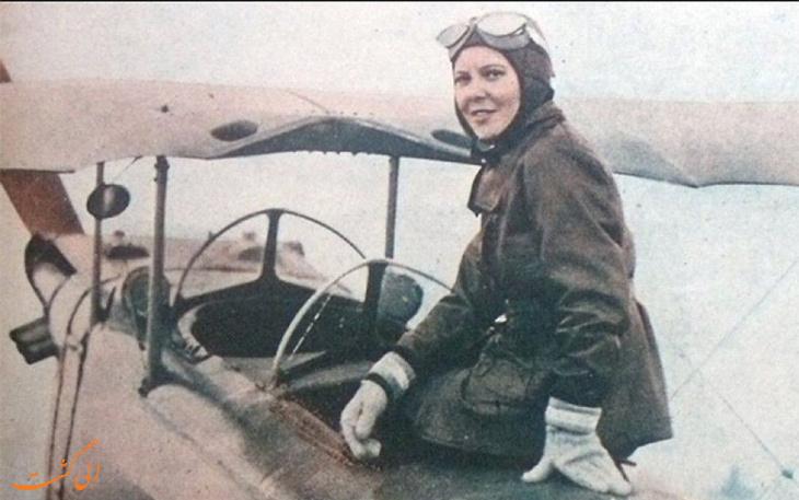 خلبان صبیحه گوکچن