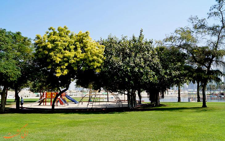 قدیمی ترین پارک دبی پارک صفا