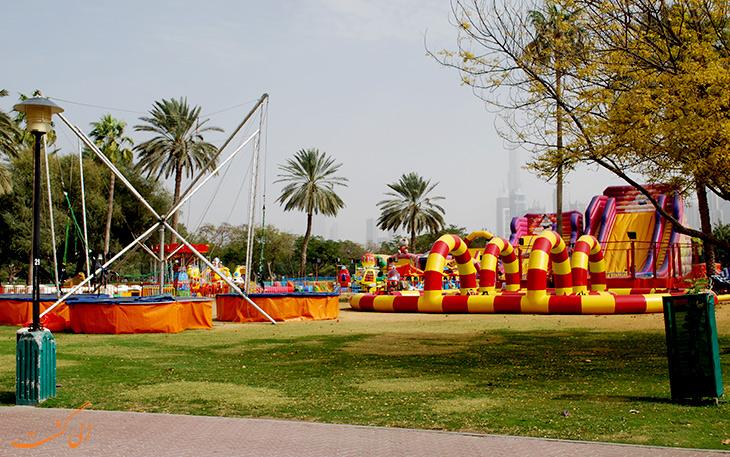 پارک صفا در شهر دبی