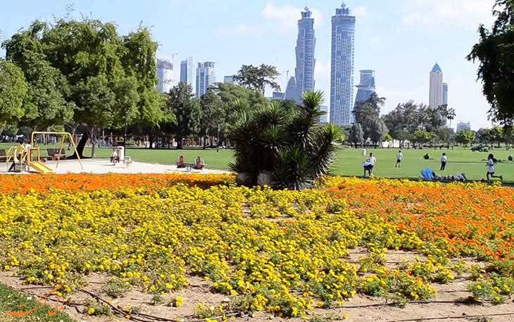 پارک صفا در دبی