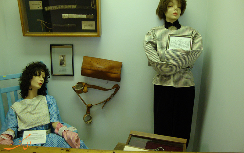 موزه روانپزشکی گلور