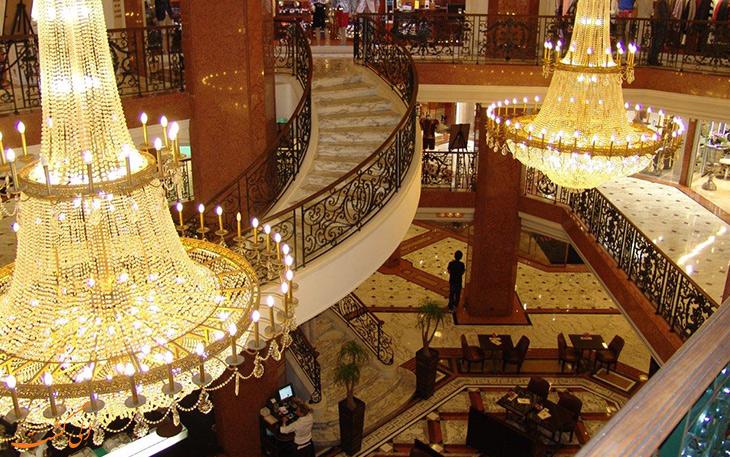مراکز خرید موناکو