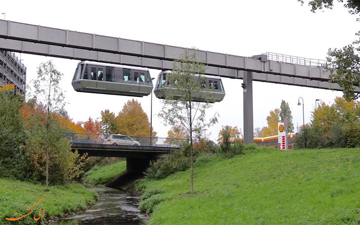 قطار اسکای ترین