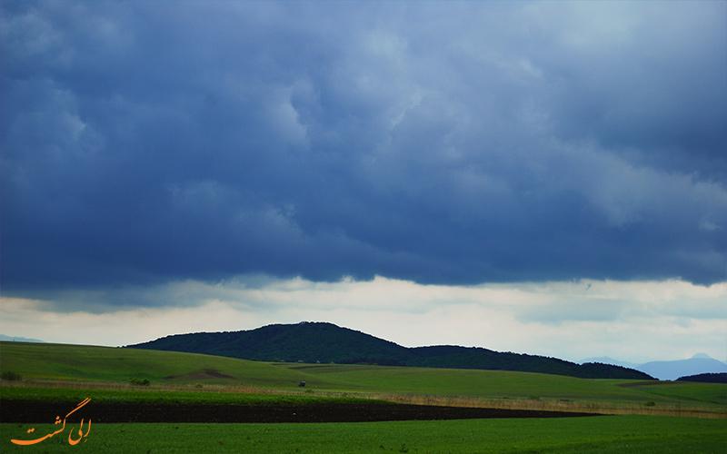 stratus- ابرهای استراتوس- انواع ابرها