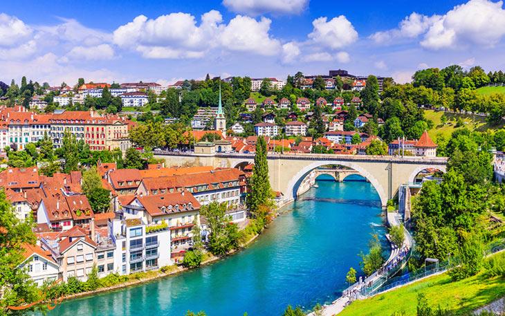 قوانین عجیب سوئیس