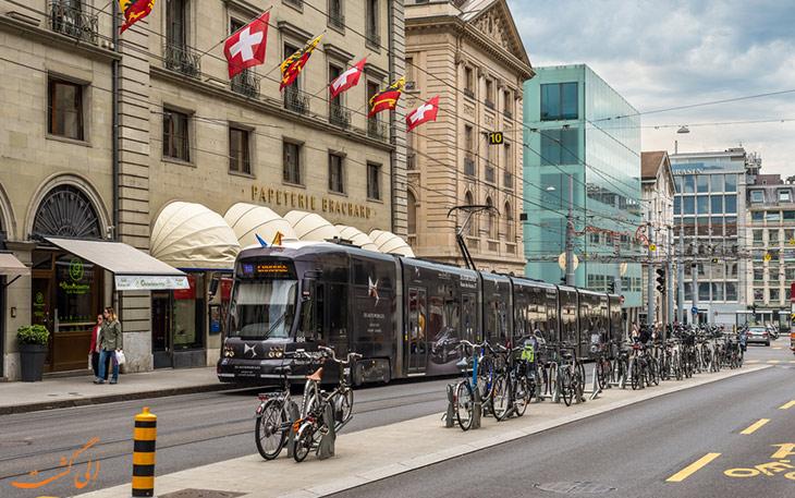 دوچرخه سواری در سوئیس