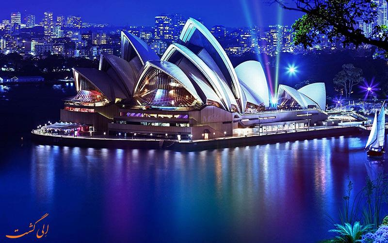 سیدنی در استرالیا