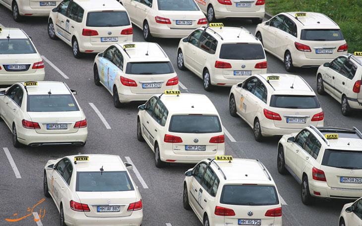 تاکسی هامبورگ
