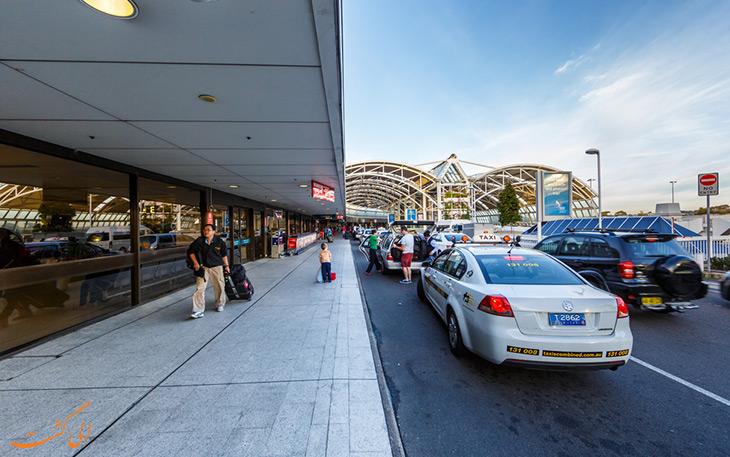 تاکسی فرودگاه سیدنی