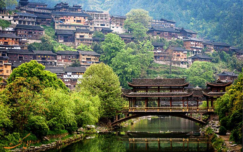 شهر Zhouxi