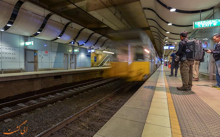 قطار فرودگاه سیدنی