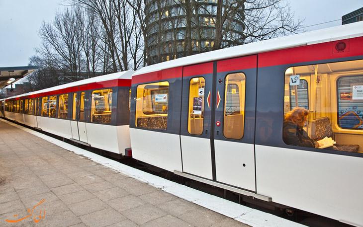 قطار هامبورگ