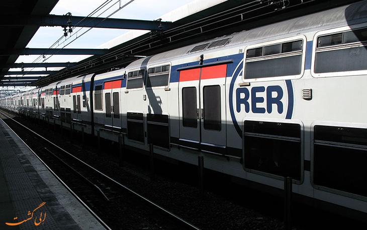 قطار پاریس