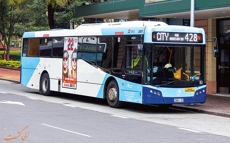 هزینه حمل و نقل در شهر سیدنی