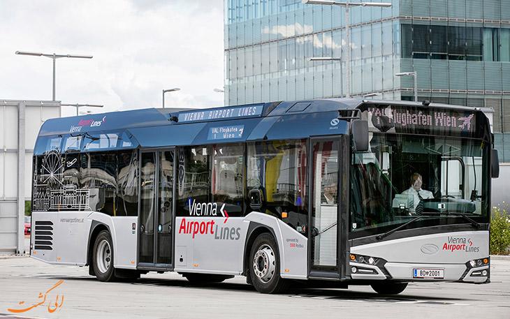اتوبوس فرودگاه وین