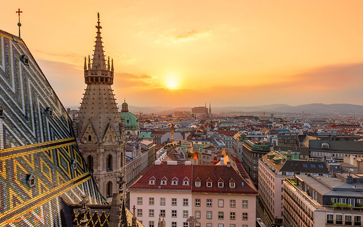 سفر به وین اتریش