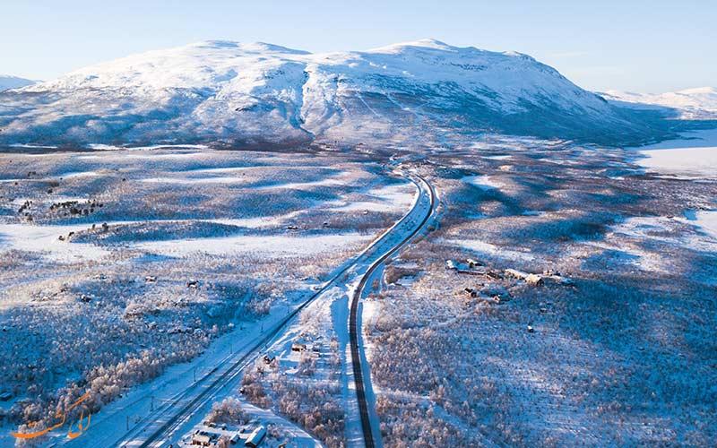 زمستان های پارک ملی