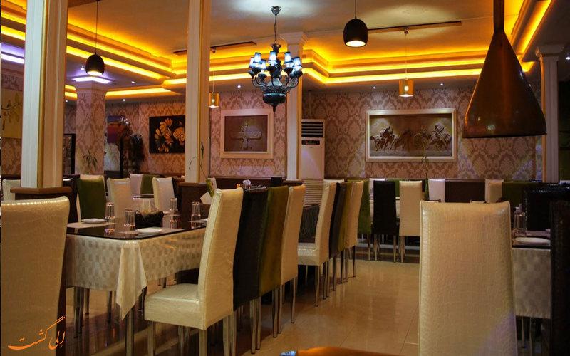 رستوران اقبالی قزوین