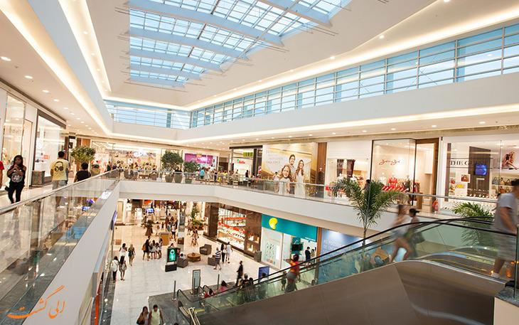 مراکز خرید در ریودوژانیرو