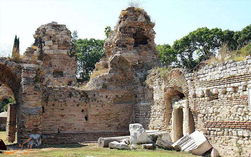 بناهای تاریخی وارنا- الی گشت