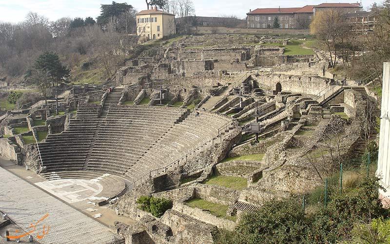 تئاتر رومی ها