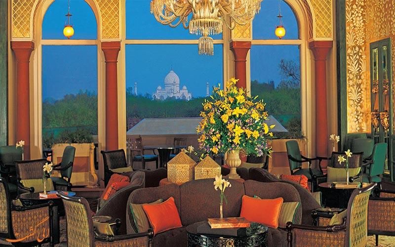 جاذبه های آگرا - گران قیمت ترین هتل های هند