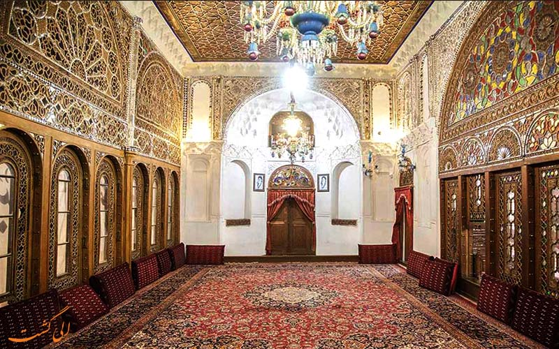 حسینیه امینی ها- راهنمای سفر به قزوین