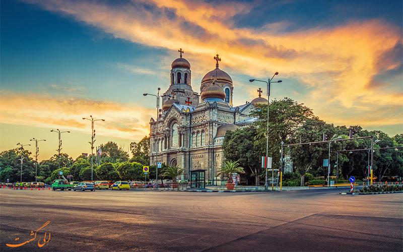 وارنا- مهم ترین شهرهای بلغارستان