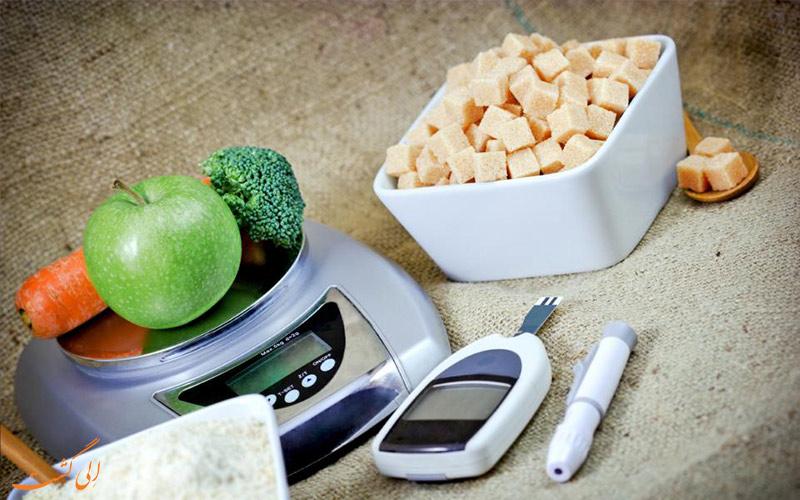 سفر افراد دیابتی - عادات غذایی برای دیابتی ها