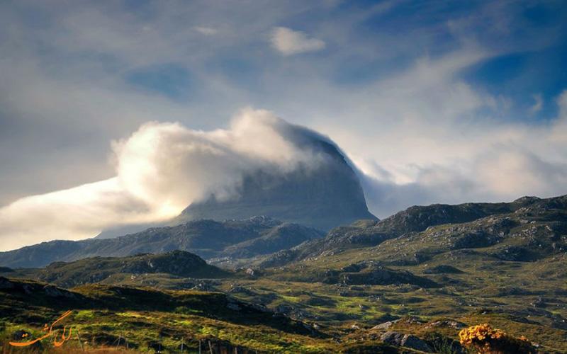 ارتفاعات اسکاتلند