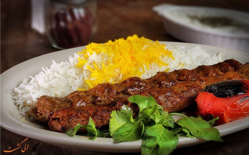 جشنواره ملی کباب در گلپایگان