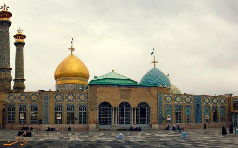 حرم حضرت شاه عبد العظیم