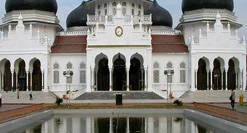 مساجد کشور اندونزی