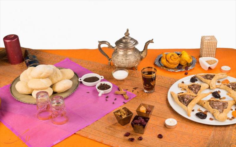 ماه رمضان در ترکیه - سفره افطاری