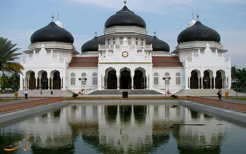 مسجد-جامع-بیت-الرحمن