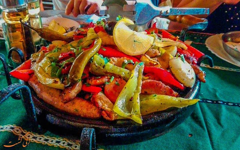 مشانا-سکارا - غذای بلغارستان