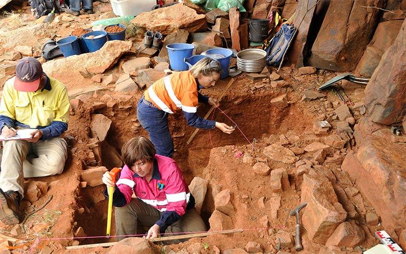 نخستین انسان ها در تحقیقات باستان شناس ها