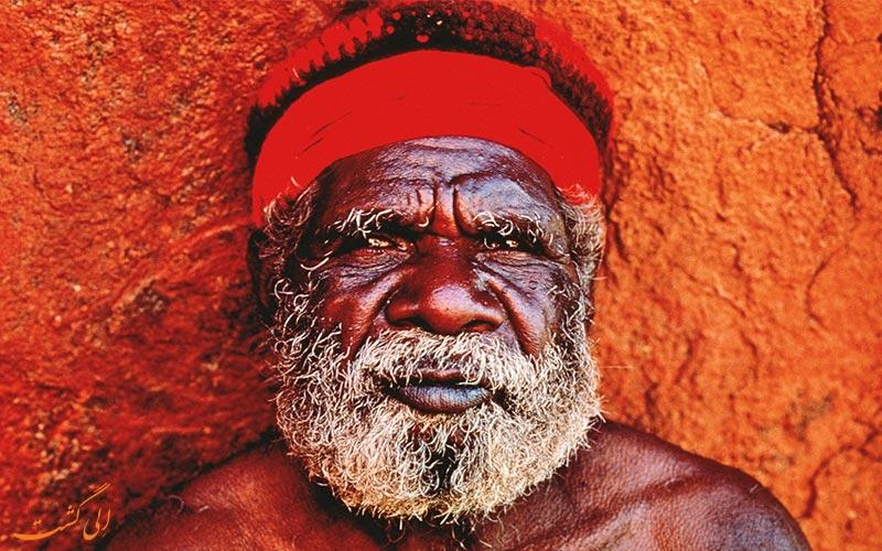 نخستین انسان ها در استرالیا